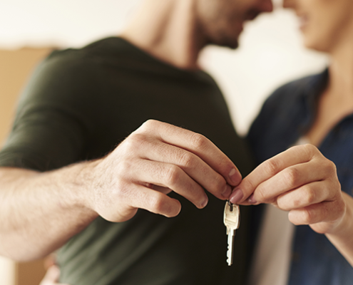 purchasing a house through co-ownership conveyancing law