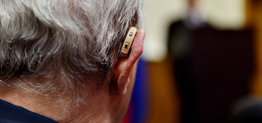 Hearing loss claims solicitors