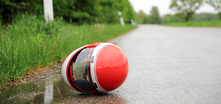 Motorcycle accident claims solicitor