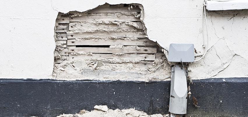 Property damage compensation solicitors