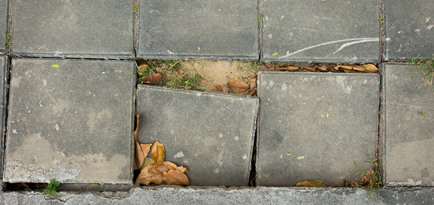 Slips trips and falls claim solicitor